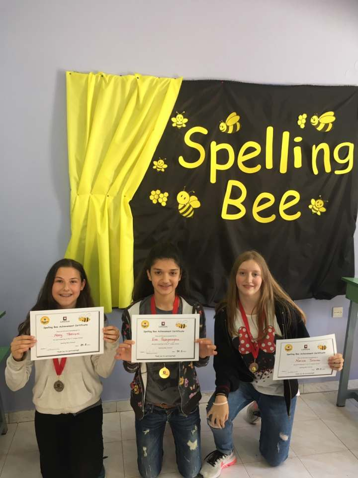 Spelling Bee  – 4th Competition